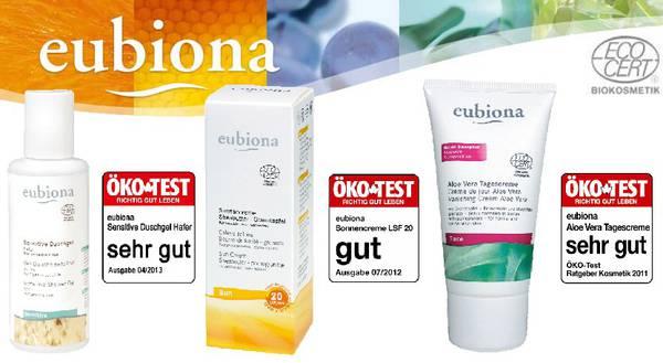 Eubiona Biokosmetik: Aktuell